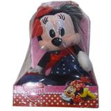 DISNEY Minnie Mouse Navy Tea Dress [PDP1200423PDP] - Boneka Karakter / Fashion